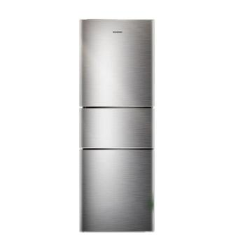 Ronshen/容声BCD-218D11N三开门电冰箱家用小型冷冻冷藏三门冰箱