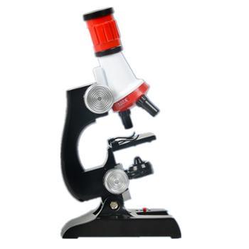 康大显微镜儿童科学初中生小学生专业生物高倍1200倍家用实验套装