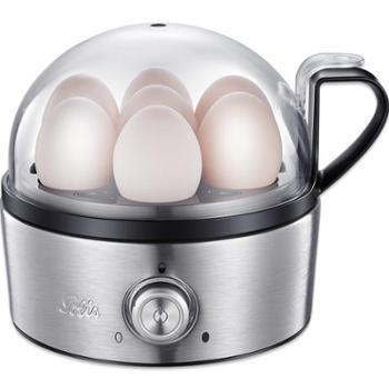 瑞士Solis索利斯827蒸蛋器煮蛋器家用早餐机神器蛋羹定时自动断电