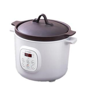 九阳家用紫砂煲汤锅煮粥神器全自动陶瓷养生电炖锅