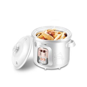 天际陶瓷全自动煲粥锅家用电炖盅5L大容量