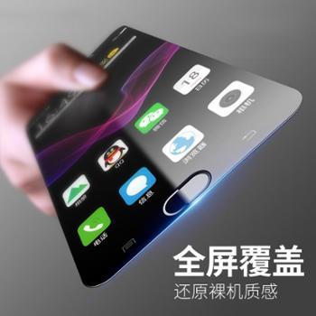 熙洋捷vivox9s钢化膜x9splus全屏丝印手机保护玻璃贴膜0.26弧边