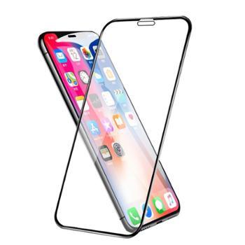 熙洋捷 iPhone xs钢化膜苹果全屏6d曲面10d膜xr手机xs max玻璃贴膜