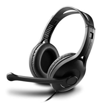 Edifier/漫步者 K800台式电脑游戏耳机带麦克风头戴式耳麦带话筒