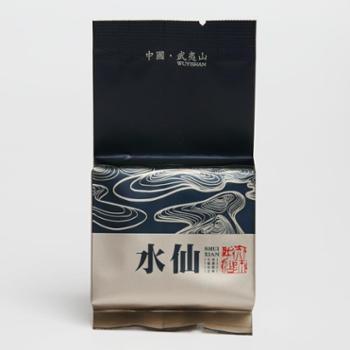 博壹2018年新茶武夷岩茶水仙武夷山原产地乌龙茶单泡8g装茶叶