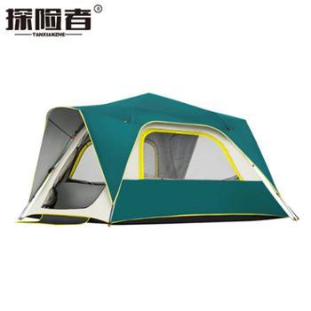 探险者帐篷户外野外沙滩海边防晒露营全自动速开