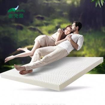 5cm厚蜜梵儷—YIVALEY泰国原装进口100%纯天然乳胶双人床垫.特价正品