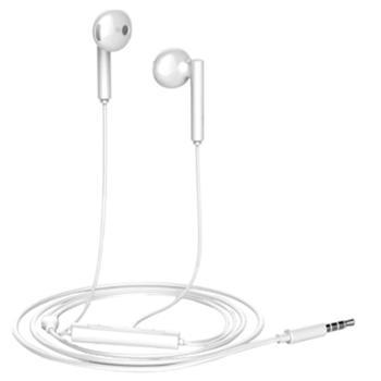 华为 AM115 半入耳式耳机 (白色)