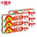 LION小狮王牙膏(草莓口味)40G*6支 儿童防蛀 木糖醇 含氟 牙膏