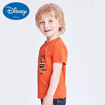 迪士尼卡通T恤男童卡通T恤