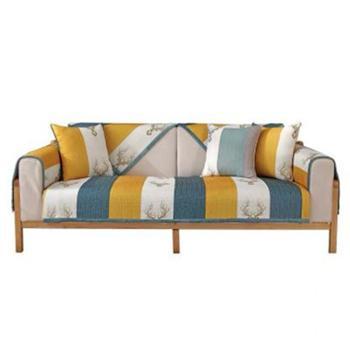 雪尼尔夏季四季通沙发垫