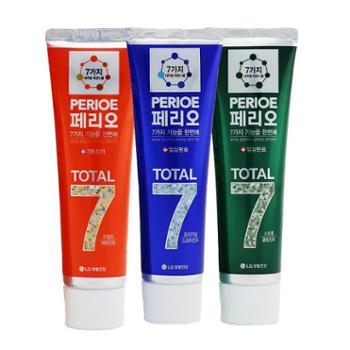 LG 倍瑞傲Perioe全优倍护成人牙膏3支装