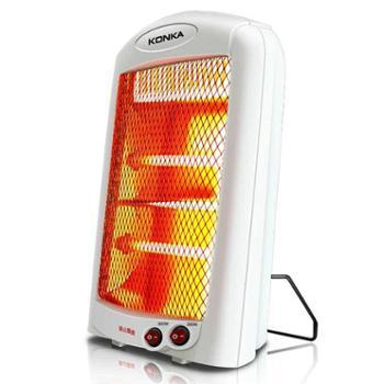 【陕西晟木电子】康佳取暖器小太阳电暖器学生迷你电暖气家用办公烤火炉节能暖风机标准款