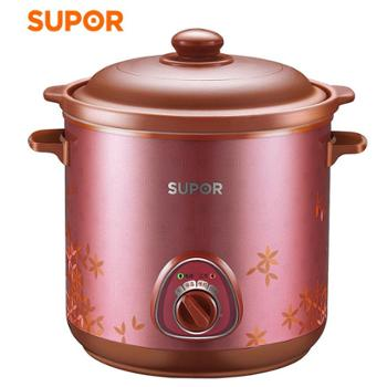 SUPOR/苏泊尔 DG60YK901-35电炖锅煲汤锅全自动电炖盅煮粥锅养生