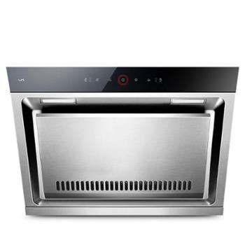 优盟UC112A抽油烟机家用侧吸式厨房排吸油烟机大吸力小型抽烟机