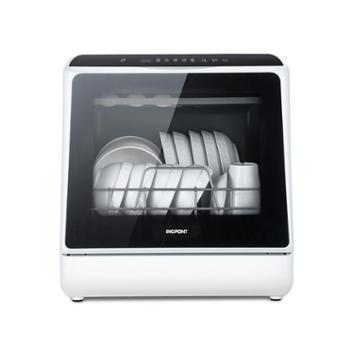 英邦洗碗机全自动家用免安装6套厨房台式两用迷你小型刷碗机TX-60