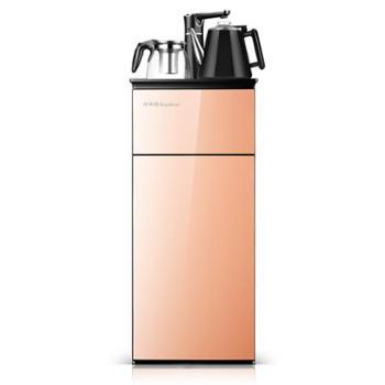 荣事达饮水机家用立式下置水桶冷热智能全自动桶装水茶吧机