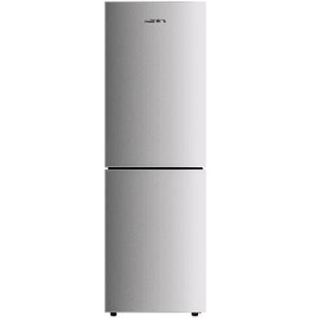 新飞(Frestec)190升 风冷无霜 电脑双门冰箱(钛空银)BCD-190WL2D