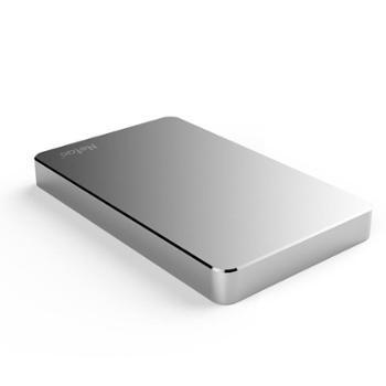 Netac/朗科K330 移动硬盘500G 高速USB3.0 金属移动盘500g