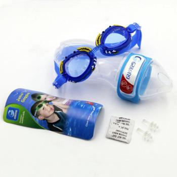 GRiLong 儿童防雾游泳眼镜高清舒适可爱泳镜 G-1300