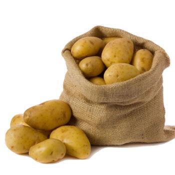 【三生网络】青春洋芋富硒土豆5斤尝鲜装农家自种马铃薯