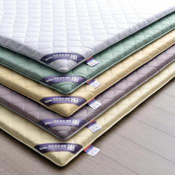 全棉抗菌床垫1.8m床褥子海绵垫被加厚榻榻米1.5米单双人学生宿舍2