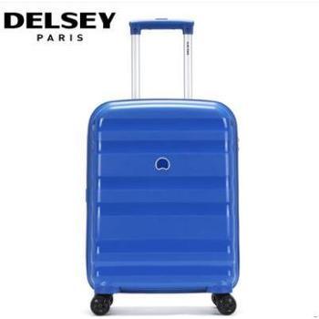 DELSEY法国大使拉杆箱旅行箱小20寸022密码箱子万向轮男女行李箱一个
