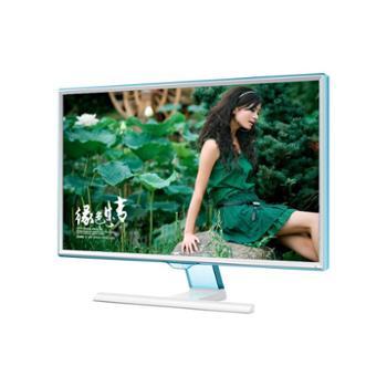 三星 S27E360H 27寸电脑显示器 PS4高清超薄游戏护眼液晶屏幕