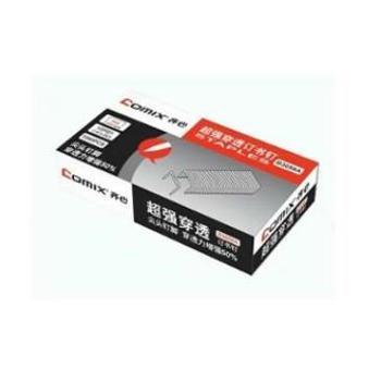 齐心COMIX B3058 订书钉12号标准订书针 24/6统一针 每盒