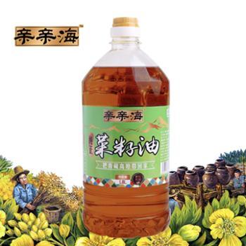 【 亲亲海】纯正菜籽油1.8L