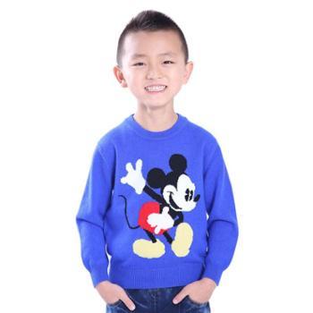 牧都绒语新款男童套衫ETM7001