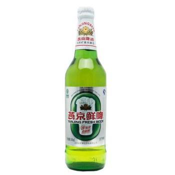 【库尔勒李串串火锅店】燕京鲜啤500ml