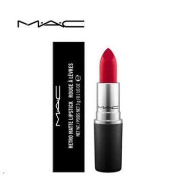 MAC/魅可子弹头口红唇膏3g