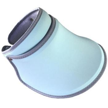 夏季韩国户外空顶遮阳帽防紫外线防晒帽伸缩女士美肤帽太阳帽子