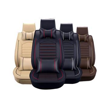 汽车坐垫全皮四季通用3D座垫轩逸哈佛h6H2速腾朗逸宝骏560座套