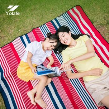悠莱弗Yolafe 户外野餐垫 防潮垫 帐篷睡垫 地垫