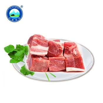 青藏游牧新鲜现杀现卖藏系羊肉天然草场散养羊肉羊腿羊排5斤