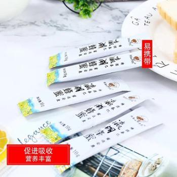 陕南山野老农瀛湖土蜂蜜便携式袋装100克
