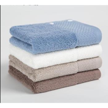 慕之风全棉毛巾柔软 纯棉洗脸男女成人家用洗澡全棉吸水