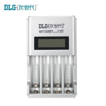 次世代神行越野充电器5号7号电池智能快充四槽充电器CBC47