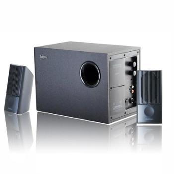 Edifier/漫步者 R201V 多媒体2.1声道有源电脑音箱 低音炮音响