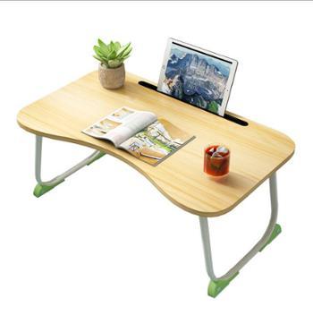 床上书桌简易宿舍懒人桌子床上用笔记本电脑桌可折叠多功能小桌子