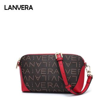 lanvera上新小包包女新款潮妈妈百搭斜挎时尚休闲单肩小ck包