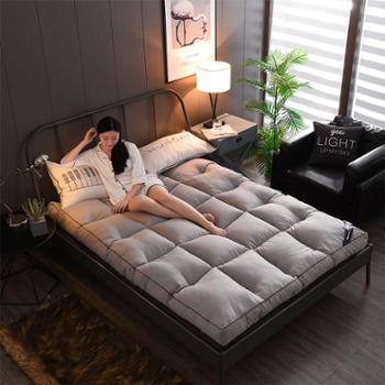 花蓉蓉加厚床垫软垫1.5m双人床褥子单人学生宿舍1.2米榻榻米垫被