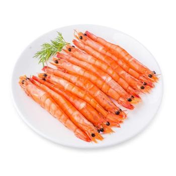 熟冻南美白虾(带头带壳)400g