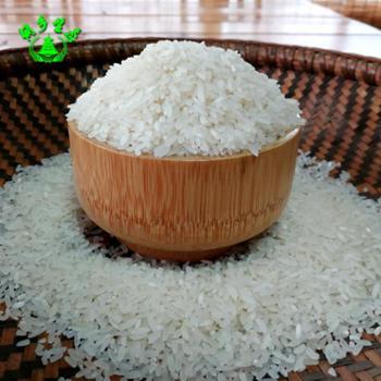 贵州黎平大米农家自产贡米 高峰小郎新米4KG香米国产大米有机米
