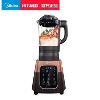 破壁机 Midea/美的MJ-BL10S11加热破壁机多功能家用搅拌机真破壁料理机搅拌机果汁机 美的破壁机
