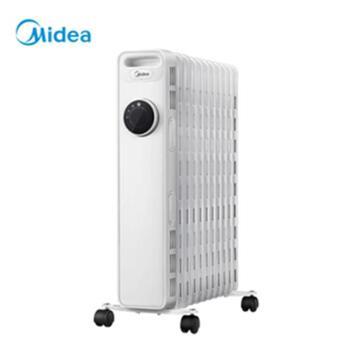 美的(Midea)电暖器暖风机电油汀取暖器家用可晾衣取暖电器HYY20A1