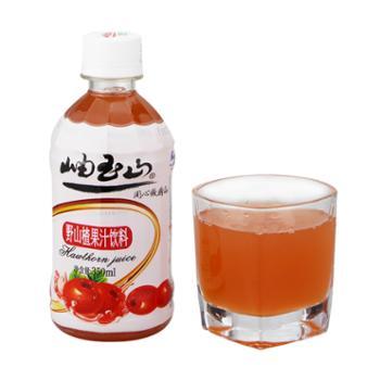 岫玉山山楂果汁饮料350ml*15瓶