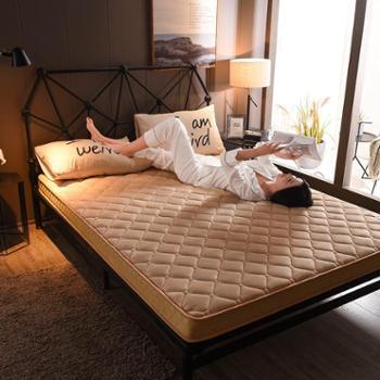 床垫1.2米1.5m1.8m床学生双人榻榻米褥子海绵宿舍加厚保暖单人冬